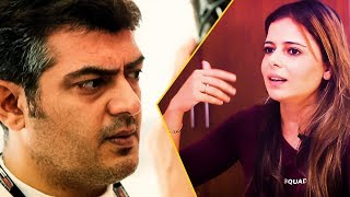 What Thala Fans did when he came 3rd in a Race? Alisha Abdullah Reveals | Ajith Kumar