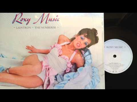 Roxy Music - Ladytron (2015 RSD Remix)[Needle Drop]