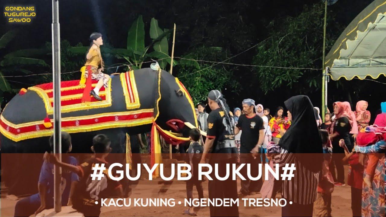 KACU KUNING - NGENDEM TRESNO | Seni Gajah Guyup Rukun Tugurejo Sawoo Ponorogo