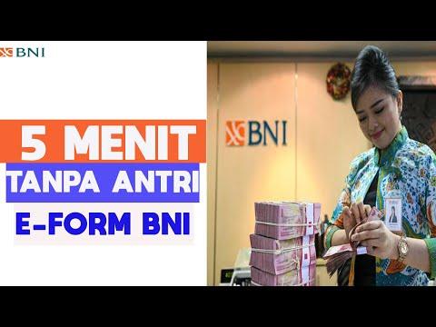 Cara Daftar- Registrasi dan Aktivasi Phone Banking/Mobile Banking BNI tanpa harus ke Kantor BNI.