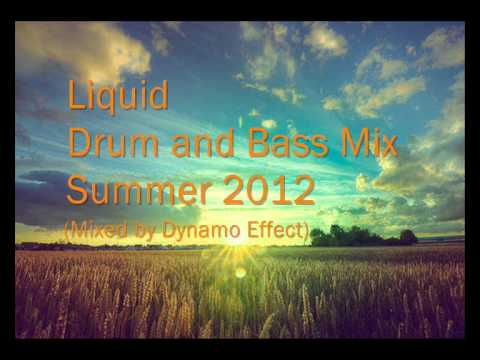 Liquid Drum and Bass Mix June 2012 (Summer 2012)