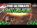 THE ULTIMATE SHOT CREATOR BUILD !!! | BE UNSTOPPABLE AT PARK | SPEEDBOOST | 6'4 PG | NBA 2K17 CHEESE