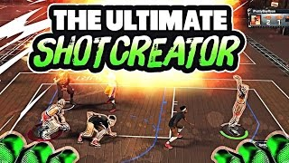 the ultimate shot creator build   be unstoppable at park   speedboost   6 4 pg   nba 2k17 cheese