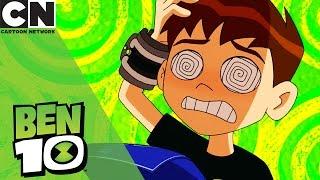 Ben 10 | Weirdo Zoo | Cartoon Network