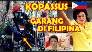 TERCENGANG !! MENDADAK KOPASSUS MENJADI PENGAWAL PRESIDEN FIIPINA MELAWAN KUDET4