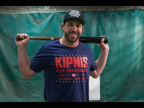 Jason Kipnis for President Campaign Video
