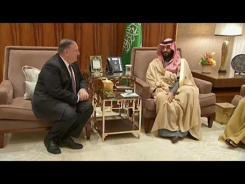 السعودية: بومبيو يزور قاعدة الأمير سلطان الجوية حيث تتمركز القوات الأمريكية …  - نشر قبل 5 ساعة