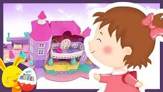 Histoire Polly Pocket - la rentrée à l'école - Touni Toys Titounis