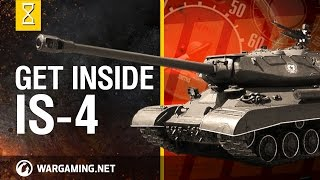 World of Tanks: Inside the Chieftain