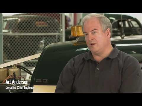 SRT History: Chrysler Crossfire SRT6.