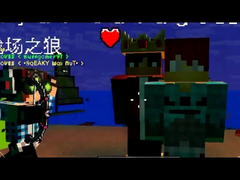 Pixel Gun 3D -  DATING I GOT A BF