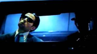Actor:Enrique Carmona Rey.Pelicula:The blues brothers,granujas a todo ritmo 2
