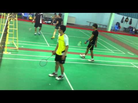 Tran Chung Ket Doi Nam Cau Long VNBADMINTON.MOV
