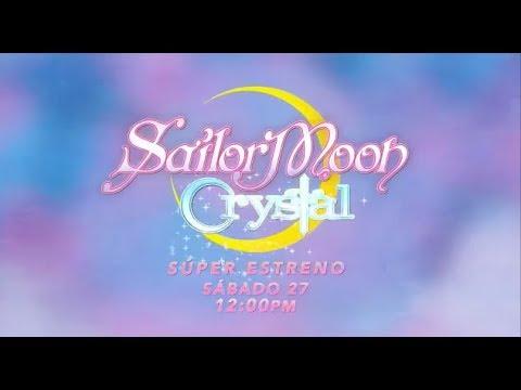 Promo Oficial Sailor Moon Crystal 27 de Octubre 12:00 pm  Danichuy