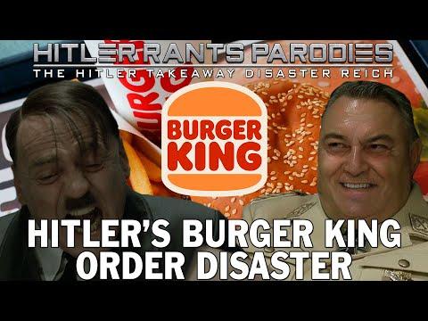 Hitler's Burger King order disaster