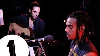 Vic Mensa - Karma Police (Radiohead cover) - Radio 1's Piano Sessions