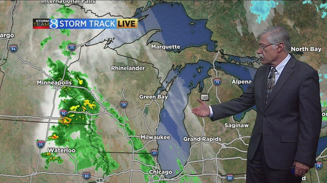 Download Storm Team 8 Forecast, 11 p.m., 050817