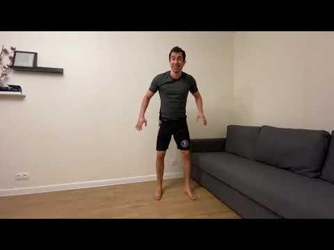 Силовая круговая тренировка дома