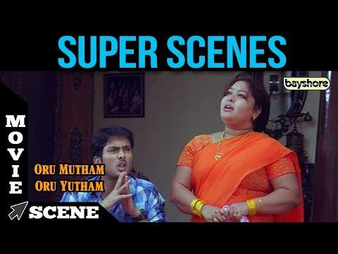 Oru Mutham Oru Yutham  - Super Scene 10   Suba Selvam   Uday Kiran , Swetha Basu, Ashish Vidhyarthi