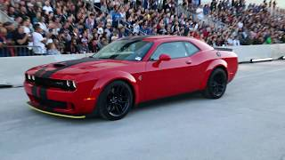 SEMA CRUISE 2019 - Incredible Custom Cars Leaving The Largest Automotive Trade Show in The World