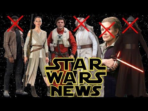 Who Will Die In Star Wars Episode VIII The Last Jedi