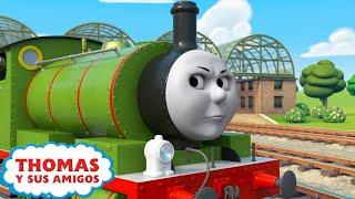 Thomas y Percy aprenden sobre los modales | Aprendiendo con Thomas | Thomas y Sus Amigos