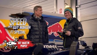 Guy & David Coulthard chat F1 & Bikes  | Guy Martin Proper
