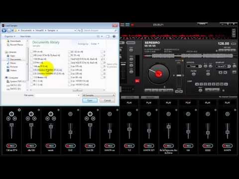 สอนทำเพลงแดนซ์ง่ายๆจากโปรแกรม Virtual DJ Pro 7 โดย DJ EAK DON STOPMIX