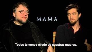 MAMÁ -Entrevista A Guillermo Del Toro Y Andy Muschietti