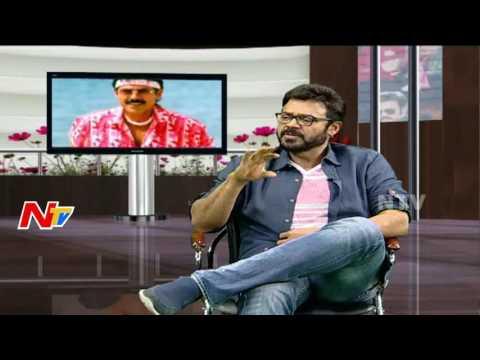 Venkatesh Rapid Fire about His Directors & Heroines | #BabuBangaram Interview | NTV