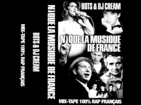 Manu Key / 113 - Nettoyage - Nique la musique de France [Mix-Tape] -