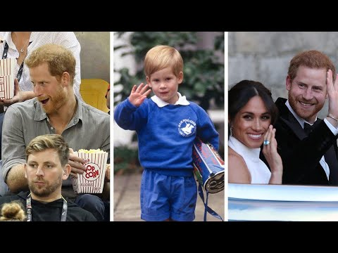 Prince Harry's 9 Cutest Moments Will Give You ALL the Feels!