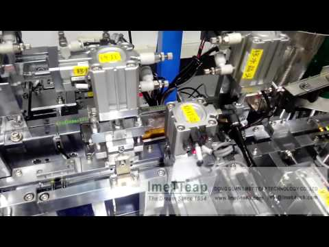Full Automated Male Connector Assembly Production Machine