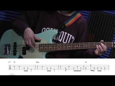And Your Bird Can Sing- Bass With Tab