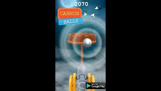 Cannon Knock Down - Android 1-5 level Game Play 2020 screenshot 5
