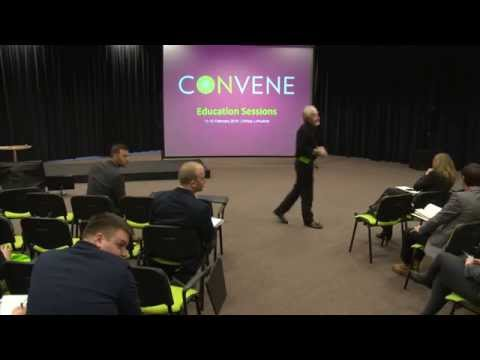 CONVENE 2015  Professional Academy.  Patrick Delaney