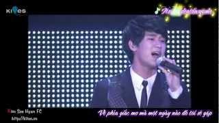 [Vietsub + Kara] Dreaming.Japanese version | Kim Soo Hyun