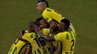 Bucaramanga vs Cali (1-0) |  Liga Aguila 2018 |  Fecha 18
