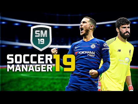 Soccer Manager 2019 Android 60 MB Best Graphics