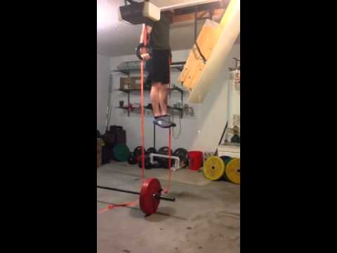 Garage gym muscle up youtube