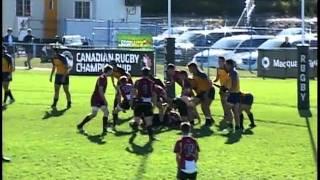 2011 U16 Men's National Rugby Final