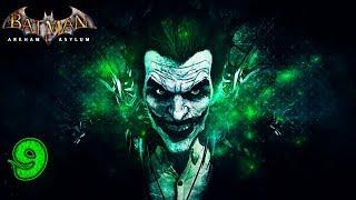 Batman: Arkham Asylum [60 FPS] прохождение на геймпаде часть 9 Поместье Аркхема