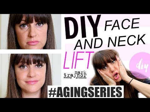 Natural Face Lift / Neck Lift Hacks