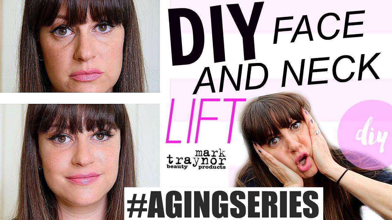 natural face lift / neck lift hacks