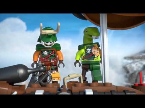 LEGO NinjaGo 70603 Дирижабль штурмовик
