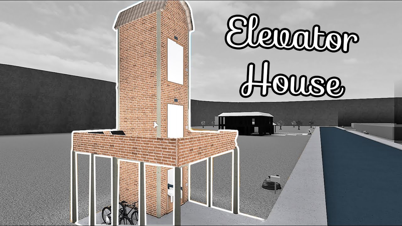 Elevator House Bloxburg 66k Youtube