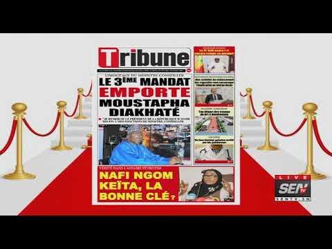 Revue des Titres de Presse avec Fabrice Ngueme du Mardi  29