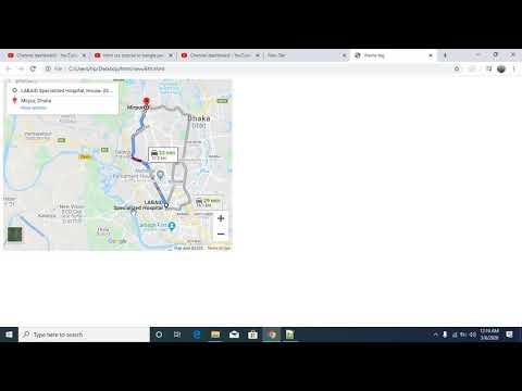 html css tutorial in bangla part 29 iframe tag thumbnail