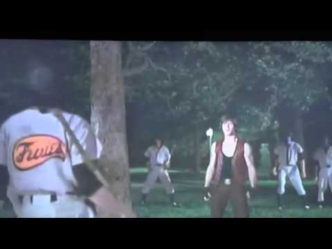 street fight between the warriors amp the baseball furies