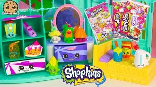 Shopkins 12 Pack Season 2 with Two Mystery Blind Bags + Collector Card + Fun Pack Cards